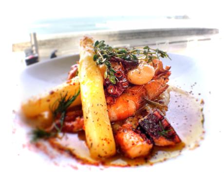 restaurant biarritz